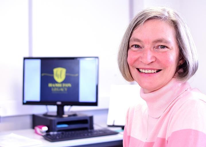 Elizabeth Wilson - Hamilton Legacy Office Manager