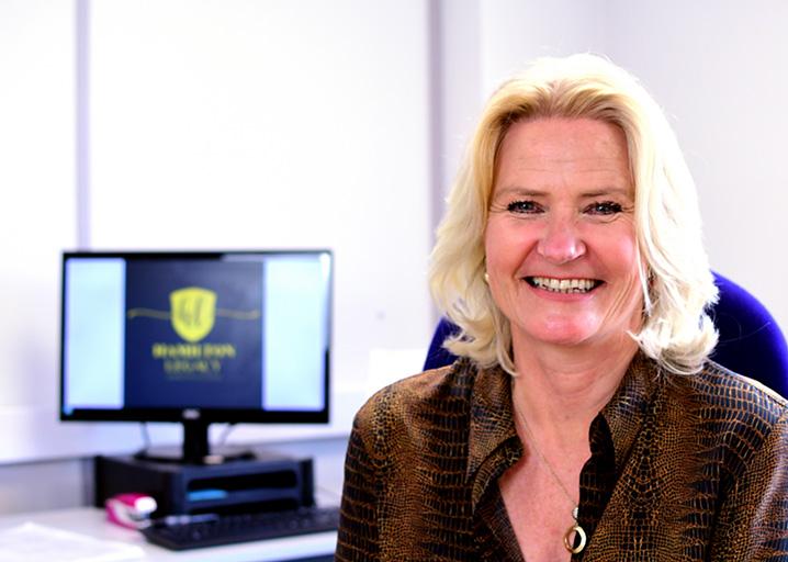 Leah Hamilton - Hamilton Legacy Director